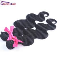 Wholesale bodywave hair weave - True to Length Peruvian Hair Body Wave 2pcs Unprocessed Wavy Weft Cheap Mosto Peruvian Bodywave Bundles 100% Natural Human Hair Weave