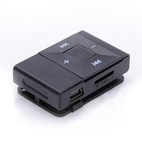 поддержка цифровых оптовых-Мини USB клип цифровой Mp3-плеер музыка lettore mp3-плеер мини портативный спорт поддержка 8 ГБ SD TF карта #UO