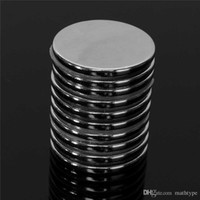 Wholesale N52 Disc Neodymium Magnet - 10Pcs 30mm x 3mm Disc Super Strong Round Magnets Rare Earth Neo Neodymium N52 Circular magnet Permanent magnet