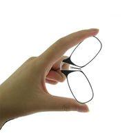 Wholesale Thinnest Reading Light - Portable Super Thin Light Reading Glasses Men Women Readers Glasses Oculos De Grau +1.5+2.0+2.5