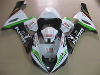 Wholesale Kawasaki Zx6r Fairings Playboy - New ABS Motorcycle Fairing Kits 100% Fit For KAWASAKI Ninja ZX6R 636 05 06 ZX 6R 2005 2006 zx6r 05 06 Fairings set playboy