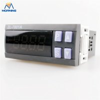 2016 China venda quente ZL-7801A Alta qualidade LED Display Industrial Usage Digital Temperature and Humidity Controller