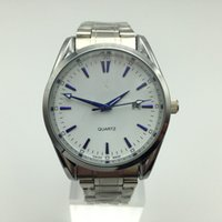 Wholesale Selling replica top luxury AAA brand watch casual quartz fashion men watches all stainless steel wristwatch