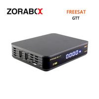 Wholesale Android Tv Box Dvb T - FREESAT GTT Android Tv Box 6.0+DVB-T T2 Cable Amlogic S905D 1GB RAM 8GB ROM built wifi pre-installed youtube