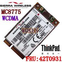 Wholesale Gprs Network Card - Wholesale- Free shipping Sierra 3G module MC8775 WCDMA EDGE GPRS 850 900 1800 1900 MHZ 2100MHZ 3g wireless network card for ThinkPad