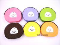 Wholesale Toy Animal Image - rare tokyo jumbo rilakkuma chocolate pancake squishy charm chicken image 11cm slow rising