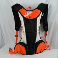 Wholesale Waterproof Motorcycle Backpacks - 2017 Motorcycle Backpack Moto bag Waterproof shoulders reflective Water bag Luggage Waterproof Riding Handbag Backpack