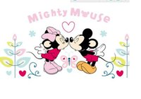 Wholesale Stuffed Minnie - 1 Pcs 40cm High Quality Hot Sale Lovely Mickey Mouse And Minnie Mouse plush toy stuffed toys Doll Gifts second