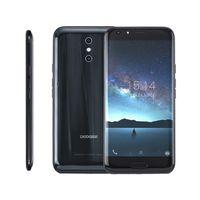 doogee phone toptan satış-DOOGEE BL5000 Octa Çekirdek Andorid Cep Telefonları 4 GB RAM 64 GB ROM Andorid MTK6750T Cep telefonu 5.5HD 13MP + 13MP Kamera 4G 5050 mAh Cep Telefonu