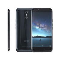 doogee phone venda por atacado-DOOGEE BL5000 Octa Núcleo Telefones Andorid 4 GB de RAM 64 GB ROM Andorid MTK6750T telefone Celular 5.5HD 13MP + 13MP Câmera 4G 5050mAh Celular