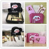 Wholesale Cupcakes Christmas - DROP SHIP Kylie Makeup Cosmetics 20 birthday collection birthday gold bundle the limited edtion birthday collection Twenty cupcake queen