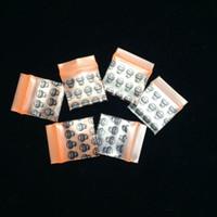 sacs ziplock livraison gratuite achat en gros de-Livraison Gratuite Herb Sacs Mini Zip Lock Baggies Emballage En Plastique Sacs Petit Plastique Zipper Sac Sac Ziplock pour Herb Tobacco Ziplocks