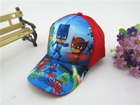 Wholesale Wholesale Snapbacks For Kids - Boys and Girls cartoon cap Kids Baseball Cap adjustable 52~54cm Troll Moana Ball Cap Chirldren Ball Snapbacks Hat Best Gifts for boy&girls