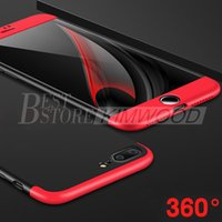 Wholesale Iphone 5s Apple Case New - The New For iPhone7 case all-inclusive 7 plus protective cover 5s protective shell anti-drop mobile phone accessories