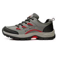 Wholesale Waterproof Trail Shoes Men - Men Outdoor Sneakers Breathable Hiking Shoes Big Size Men Women Outdoor Hiking Sandals Men Trekking Trekking Boots Women Trail Water Sandals
