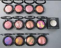 Wholesale Mineralize Blush Fard Joues - Wholesale- new makeup Mineralize Blush FARD A JOUES Mineralize BLUSHER (6pcs lot) free shipping
