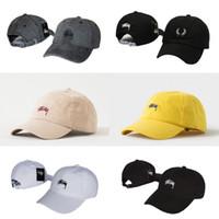 pode tampas venda por atacado-2017 novo estilo de lazer pode snapback chapéu ajustável sports hats para homens, mulheres, boné de beisebol rosa golfinho chapéus moda hip-hop