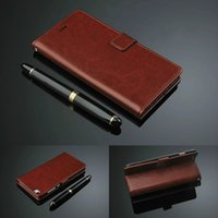 Wholesale Cases For Note1 - Wallet PU Leather Case Cover Pouch with Card Slot Photo Frame For Xiaomi max redmi 2 note1 note3 note4 pro mi4 mi5 pro