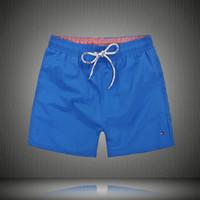 Wholesale Red Brand Surf - New 2017 Summer Brand Male Running Sport Shorts Men Tennies Breathable Top Quality Men's Casual Beach Surf Short Trouser
