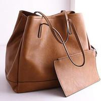 Wholesale Cheap Children Handbag - New arrived lady PU designer handbags luxury handbags women bags cheap handbags Wild child with mother bag