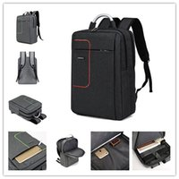 Wholesale Square Men Swim - Square backpack male han edition Oxford spinning waterproof leisure business man backpack simple fashion computer bag free shipping