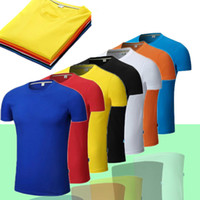 Wholesale T Shirt Advertising - The high-end ice silk T-shirt customized advertising t-shirt men's T-shirt sweater customized activities