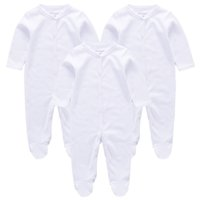 Wholesale top quality newborn cotton baby rompers suits unisex onesie baby one piece for infant boy and girl baby