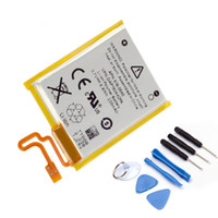 Wholesale Nano Battery Replacement - Brand New 3.7V Li-ion Battery Replacement 330mAh for i Nano 7 7th Gen + Tools