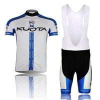 Wholesale Mountains Cycle Jersey - 2017 KUOTA Cycling Jersey Short Sleeve set bike Clothes bicycle clothing ropa ciclismo summer quick dry Mountain F1006