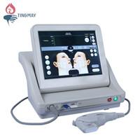 kore güzellik makinası toptan satış-Güzellik Salonu kullanımı ve ev kullanımı Yüz germe için yüksek yoğunluklu odaklanmış ultrason hifu korea makinesi
