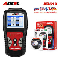 OBD2 OBD2 Auto Diagnose Auto Scanner Diagnose-Tool ANCEL AD510 Automotive Fehler Codeleser in Russisch Diagnosewerkzeug