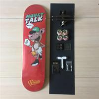 Wholesale Element Skateboard Decks - Complete Skateboards Set Private Deck Ruckus Trucks Element Wheels Abec -3Bearings Plus Hardware Set Riser Pad &Installing Tool