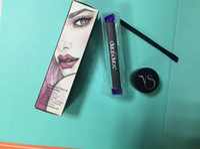 Wholesale Wholesale Swing Sets - New Hot Kylie The Vamp stamp seals Eyeliner Silicone Swing Stamp eyeliner tools 3pcs set Vavavoom Medium Large Black Color