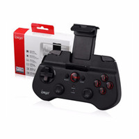 Wholesale android tv box for ipad for sale - Group buy IPega Wireless Bluetooth Phone Game controller Portable Gamepad For iPhone iPad Android phones tablet PC TV Box