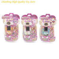 Wholesale Battery Operated Dolls - 3 style Tamagotchi Doll ver nostalgic machine game virtual cyber toy pet electronic funny pets toys gift elves of pet kids toys
