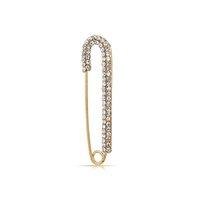 лунная свадьба оптовых-Прозрачный кристалл конфеты тростника булавка Рождество брошь 3 дюйма