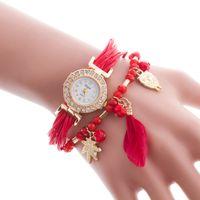 Wholesale International Bracelets - New slim lady watches Hot style International standing around bracelet watch fashion lady diamond watches in circles decoration ladies watch