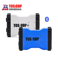 TCS favorable OBD2 del explorador OBD2 tc cdp con el bluetooth y el último software 2014.R3 / R2 libre activado