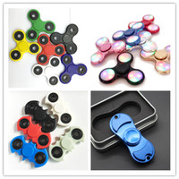 Wholesale Single Speed Toy - Fidget Spinner Fidget toys High Speed Stainless Steel Bearing ADHD Focus Anxiety Relief Toys with package