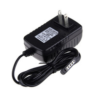 Wholesale surface rt charger - Microsoft Surface RT 2 Wall Charger US EU Plug 12V 2A Home Travel Power Tablet Charging Adapter Supply AC DC Chargers for Tablet PC RT2 New