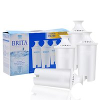 Wholesale Direct Pas - 2017 Newest Brita Activated Carbon Water Filter for Household Element Replacement Filters for Brita Pitcher Pitchers 4 Pas lot
