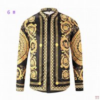 Wholesale Fabric Process - High quality Men Shirts pure cotton advanced fabric noble festival shirts near skin long sleeves shirts Large factory process