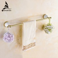 Wholesale Crystal Towel Rack - Single Towel Bar,Towel Holder, Towel rack Solid Brass & Crystal Made,Chrome Finish, Bathroom Accessories Free Shipping 5210