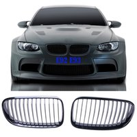Wholesale Gloss Black Kidney Grill Front Grille For BMW E92 E93 LCI Coupe Series i i i i Car Styling P213