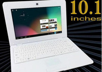 Wholesale White Mini Laptop Price - High quality 10 inch computers laptops low price Win10 mini laptop super slim laptop white or black DHL free
