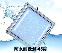 Wholesale 15 Meter Waterproof Led Light - Free Shipping 20W LED Cold light lamp shade strore special waterproof emergency lighting for cold storage dedicated lamp