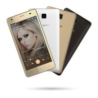 Wholesale Cubot Unlocked Phones - CUBOT ECHO MT6580 Quad-Core 1.3GHz Android 6.0 SmartPhone 5.0inch HD Screen1280x720 RAM2G ROM16G Unlocked Cell Phone