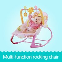 Wholesale Electric Baby Rocking - Baby multi-function electric rocking chair child massage chair
