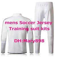 Wholesale soccer jersey number kit for sale - Group buy Any mens Soccer Jersey Training suit kits custom name and number need to contact Inquiry whether there is inventory