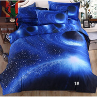 Wholesale Cotton Comforter Quilt - (4 pics)3D Bedding Sets include Bed sheet,quilt cover,pillowcase ,offering Fashion Hotel  Home Washed Cotton Bedding Set with Comforter